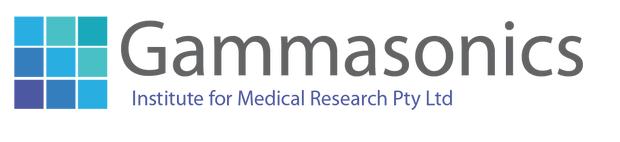 Gammasonics Institute of Medical Research Pty. Ltd.